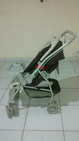 Carrinho bebê unissex da marca Galzerano - Foto 2