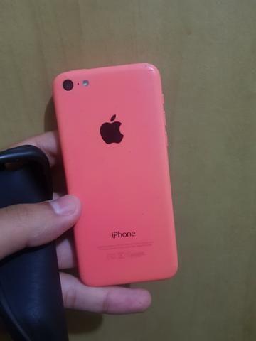 Iphone 5c Rosa - Foto 3