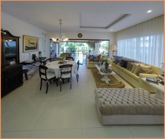 Casa térrea , 240m²,4 quartos, 4 vagas, em alphaville 2/nine - Foto 6