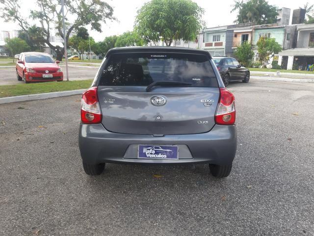 Na rafa tem!!! Toyota Etios 1.3 2013 COMPLETO - Foto 3