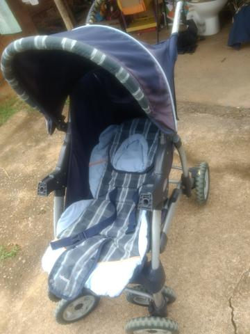 Carrinho de bebê dobrável - Foto 6