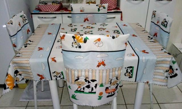 Deixe sua Cozinha mais Bonita com Lindas Capas - Foto 5