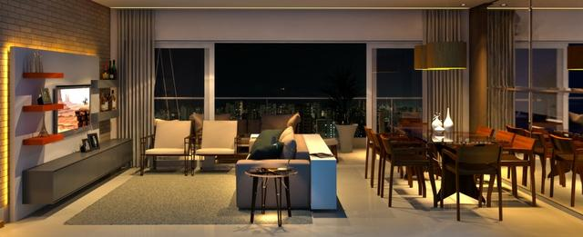La Reserve - Aldeota - 156m2 privativos + Home Office - Construtora Colmeia - Foto 3