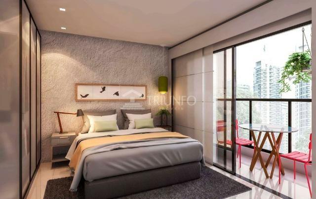 (ESN tr36882) Oportunidade Apartemento compacto Meireles J.smart Vicente Leite - Foto 10