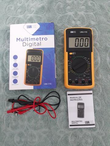 Multimetro Digital 60,00 vender logo