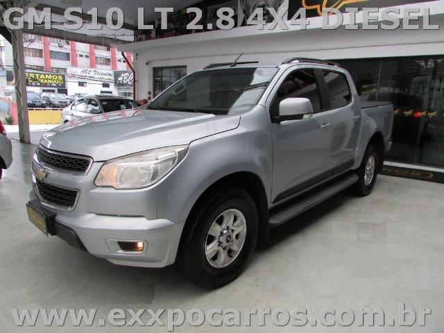 Gm S10 Lt 2.8 4X4 Diesel Automatica - Ano 2013 - Bem Conservada - Foto 2