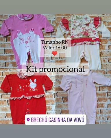 Kits promocionais para bebê - Foto 2