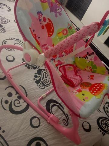 Cadeira de balanço de bebê - Foto 3