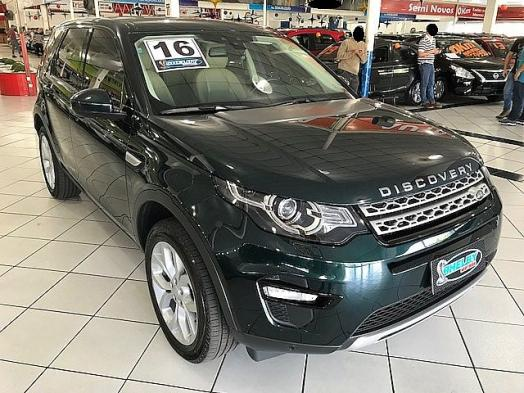 LAND ROVER DISCOVERY SPORT 2.0 16V SI4 TB HSE