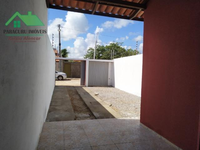 Casa de dois quartos nas Carlotas em Paracuru - Foto 14