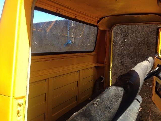 Ford F 75 Amarela - Foto 18