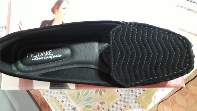 Sapato novo, !! N 37 marca MODARE - Foto 3