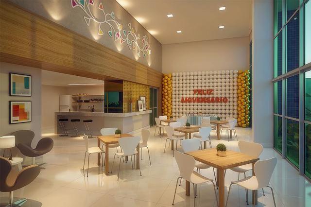 V1037 - Apartamentos de 55, 67 e 75 m² no Benfica - Lançamento  - Foto 9