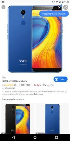 Smartphone importado gome u7 - Foto 2