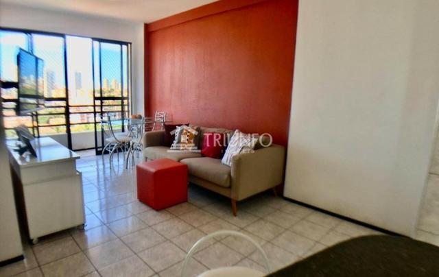 (EXR47670) Apartamento de 87m² no Bairro de Fátima | Ícarus Condominium - Foto 2