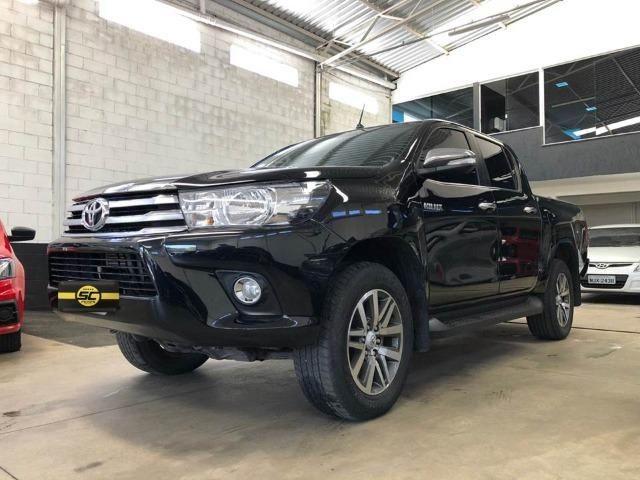 Toyota Hilux 2.8 Sr TDI Automática 16.16 - Foto 2