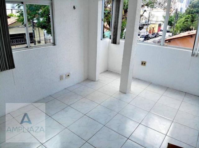Apartamento com 3 dormitórios para alugar, 238 m² por r$ 2.200/mês - aldeota - fortaleza/c - Foto 6