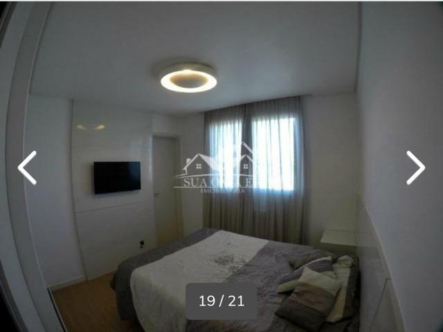 GM - Lindo Apartamento Decorado Villagio Limoeiro Fica tudo - ES - Foto 13