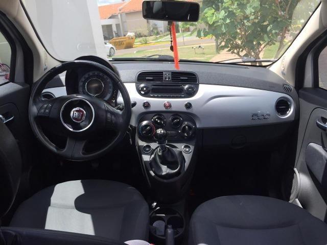 Fiat 500 CULT 1.4 8V Flex - Foto 3