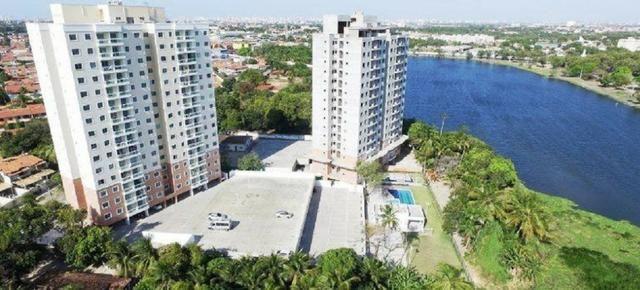 AP0236 Laguna Park, apartamento na Maraponga, área de lazer completa.