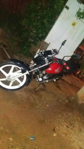 Moto start 150 2015 toda original so vendo - Foto 3
