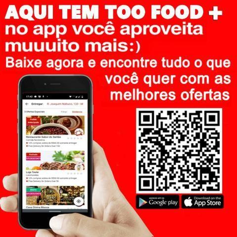 Vendo franquia Too Food + e-commerce de Fortaleza ótima oportunidade - Foto 2