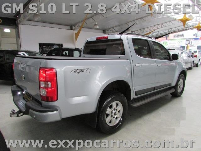 Gm S10 Lt 2.8 4X4 Diesel Automatica - Ano 2013 - Bem Conservada - Foto 3