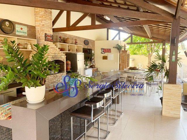 Casa em condomínio fechado alto padrão no Eusébio com área de lazer completa! - Foto 13
