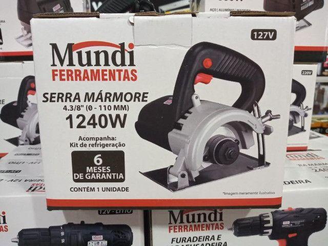 Serra-Mármore 1240W - Mundi - Foto 3