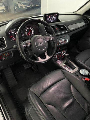Audi Q3 Quattro 2014 Blindada! - Foto 7