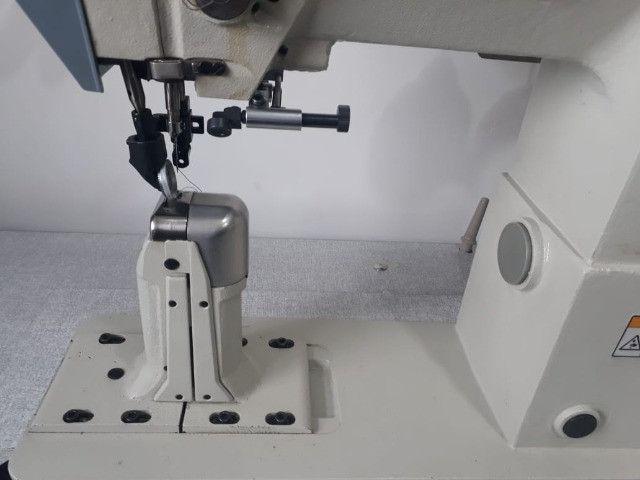 Máquina de Costura de coluna semi-nova - Foto 3