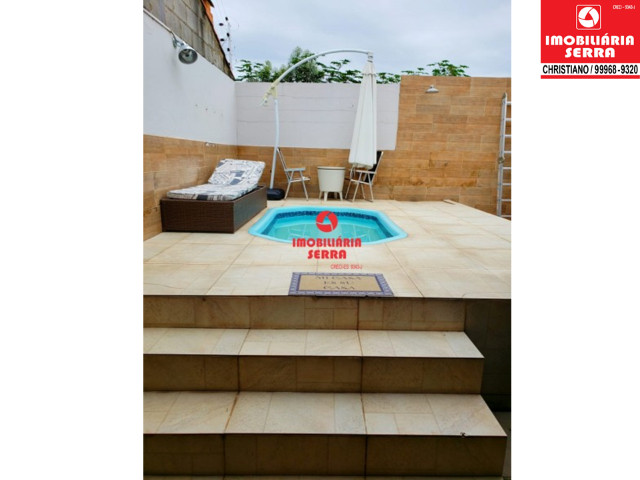 (CAN-100) Sensacional casa com área gourmet e piscina - Foto 4
