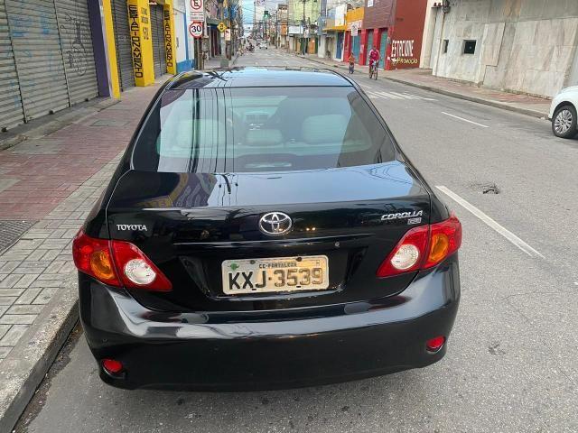 Corolla 2010 blindado R$ 39.900,00 - Foto 3