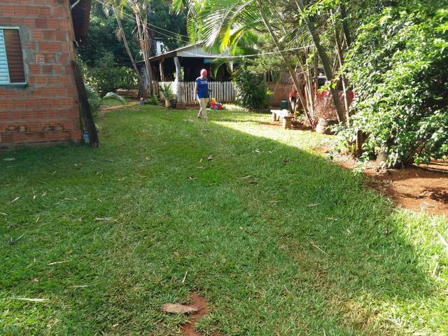 Vendo chácara de 7 hectares com 2 casas 1 cozinha caipira com fogão de lenha - Foto 3