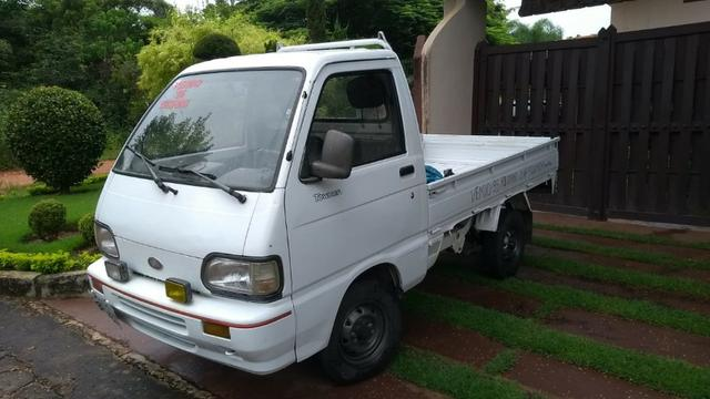 Ásia Towner Truck 96 Pick up carroceria revisada 12x cartões sem juros