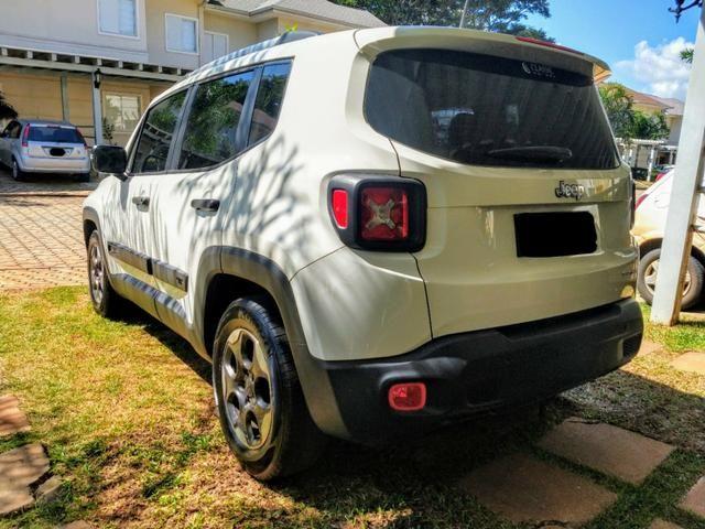 Jeep Renegade automático DOCS PAGOS 2020 - Foto 4