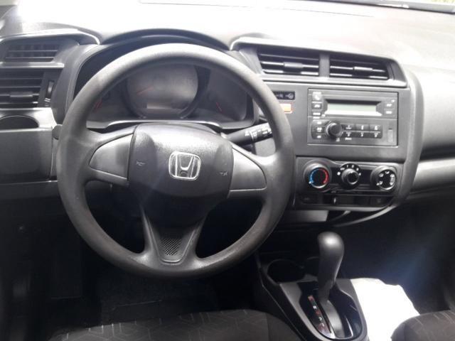 HONDA FIT 2014/2015 1.5 LX 16V FLEX 4P AUTOMÁTICO - Foto 9
