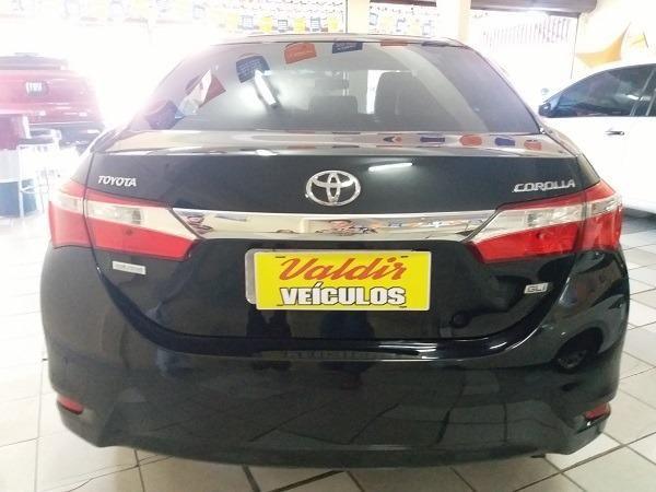 Toyota/ Corolla GLI 1.8 Upper Automático 2017 Única Dona! - Foto 10