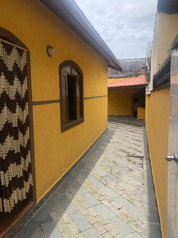 Casa mobiliada aluguel definitivo/ fixo, Peruíbe 400mts praia, 3dorm, 3vgs - Foto 16