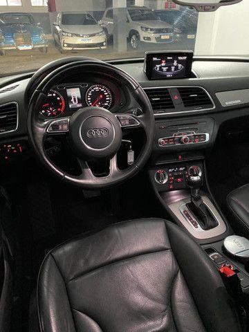 Audi Q3 Quattro 2014 Blindada! - Foto 8