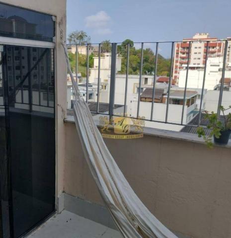 Cobertura com 3 dormitórios para alugar, 110 m² por R$ 3.000,00/mês - Icaraí - Niterói/RJ - Foto 16