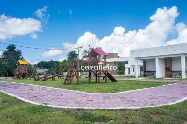 Casa com 2 dormitórios à venda, 99 m² por R$ 285.000,00 - Pindobas - Maricá/RJ - Foto 12