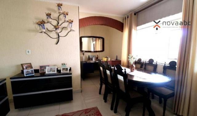 Casa térrea com 4 dormitórios para alugar, 295 m² por R$ 6.000/mês - Parque das Nações - S - Foto 9