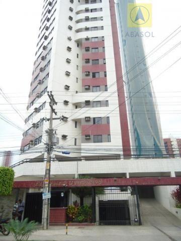 Apartamento com 3 dormitórios à venda, 94 m² por R$ 395.000,00 - Boa Viagem - Recife/PE