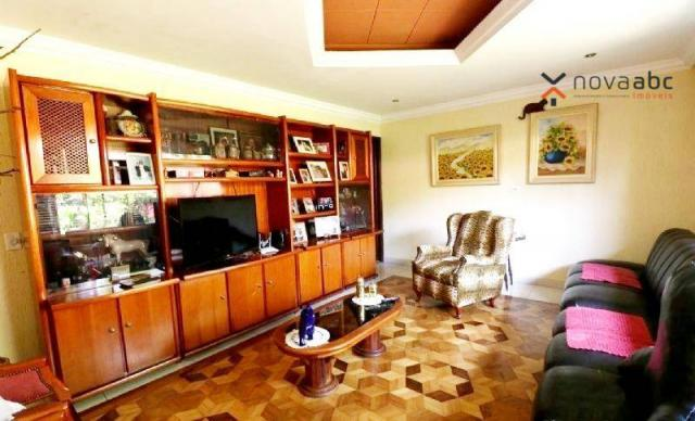 Casa térrea com 4 dormitórios para alugar, 295 m² por R$ 6.000/mês - Parque das Nações - S - Foto 8