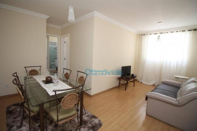 Apartamento à venda, 53 m² por R$ 260.000,00 - Campo Comprido - Curitiba/PR - Foto 3