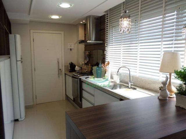 Apartamento com 3 dormitórios à venda, 149 m² por R$ 630.000,00 - Edificio Castelo Real -  - Foto 10