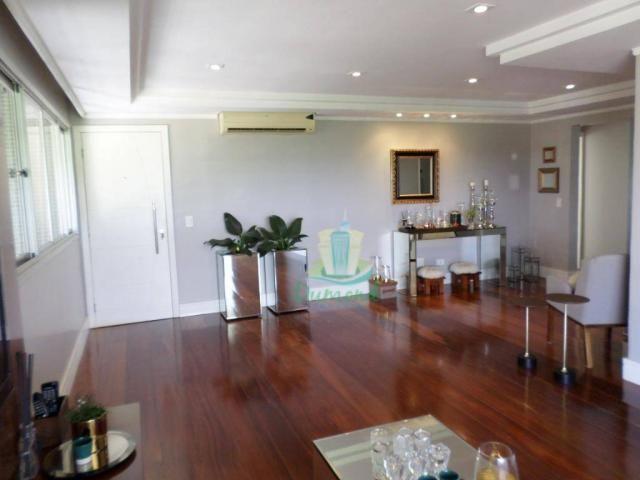 Apartamento com 3 dormitórios à venda, 149 m² por R$ 630.000,00 - Edificio Castelo Real -  - Foto 5