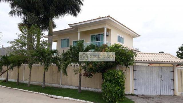 Casa com 4 dormitórios à venda por R$ 500.000,00 - Ponte dos Leites - Araruama/RJ - Foto 2