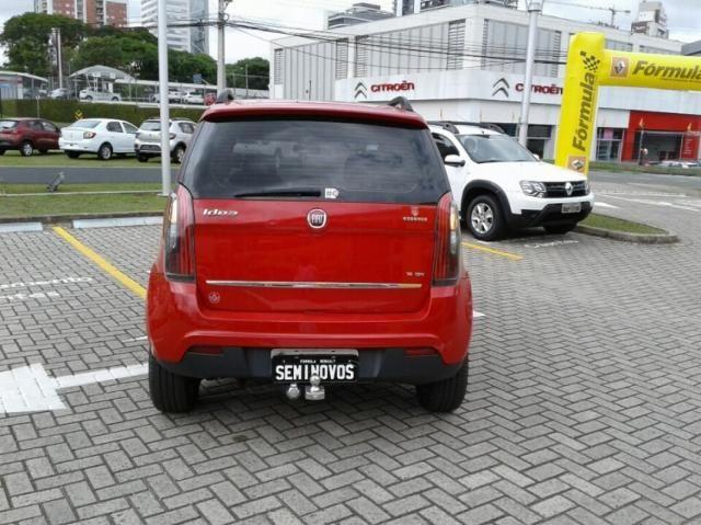 FIAT IDEA ESSENCE 1.6 16V DUALPLUS Vermelho 2014/2015 - Foto 10